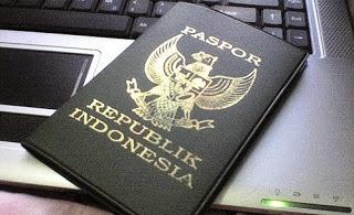 contoh paspor